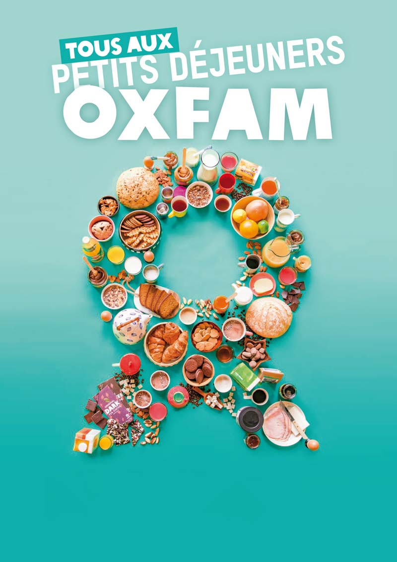 Les petits déjeunés solidaires d'OXFAM à Arlon : Nous participons !